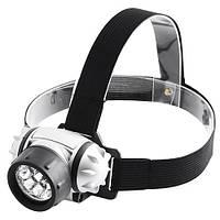 Светодиодный фонарь Bailong, налобный фонарь, 9 Led, фонарик, наклон головы фонаря 180°