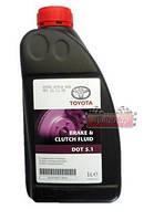 Тормозная жидкость TOYOTA DOT-5.1 ✔ 1л.