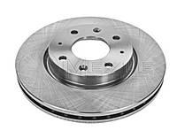 Тормозной диск вентилируемый передний KIA Cerato LD