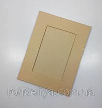 Рамка картонная 3