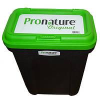 Pronature Original (Пронатюр Ориджинал) фирменный контейнер для хранения корма 15 кг