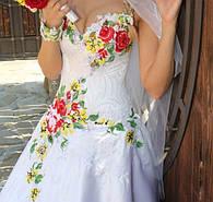 Свадебная вышиванка