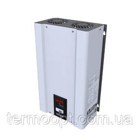 Стабилизатор напряжения однофазный симисторный АМПЕР 12-1/25 V2.0 навесной