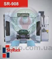 Покрасочная камера для сто, автосервиса SkyRack SR-908