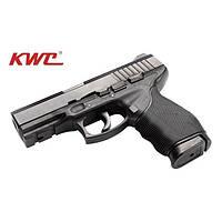 Пневматический пистолет KWC KM-46 HN пластик