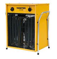 Тепловентилятор электрический Master, нагреватель электрический Мастер, электрическая тепловая пушка Master