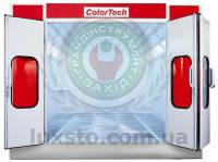 Покрасочная камера для сто, автосервиса colortech ct 6000
