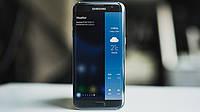 Противоударная защитная пленка на экран для Samsung Galaxy S7 edge