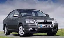 Toyota avensis / тойота авенсис (седан, комби, хетчбек) (2003-2008)