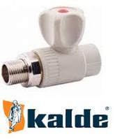 Кран Радиаторный Прямой Kalde .∅ 20х1/2 (КБП)