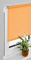 MS-02 Мексиканский апельсин (69*210cм) -рулонные шторы Vidella (Виделла) Fresh Mini