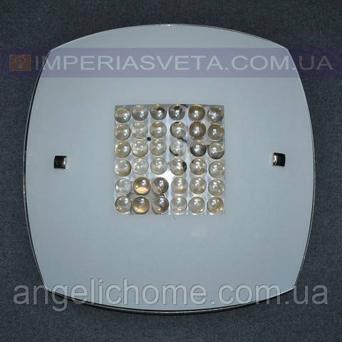 Светильник накладной, на стену и потолок IMPERIA двухламповый (таблетка) LUX-532106