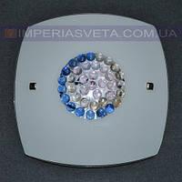 Светильник накладной, на стену и потолок IMPERIA двухламповый (таблетка) LUX-532110