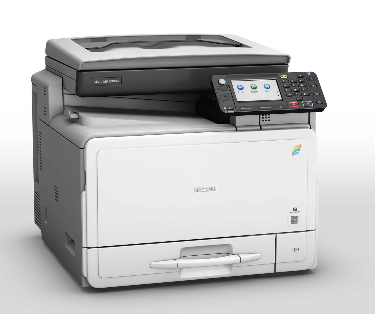 RICOH MP C406ZSPF PRINTER PCL 6 WINDOWS XP DRIVER DOWNLOAD