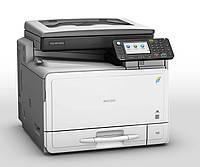 Ricoh Aficio MP C305SPF цветной МФУ в офис. Принтер/сканер/копир/факс.