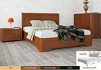 Кровати из дерева, Кровать Милена