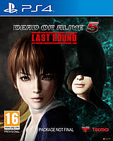 Dead Or Alive 5: Last Round PS4
