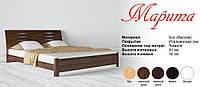Кровати из дерева, Кровать Марита