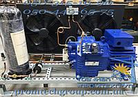 Компрессорно-конденсаторный блок Б/У Bock HGX4/465-4 S (40.5 m3/h)