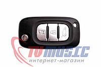 Корпус ключа Renault (2210)