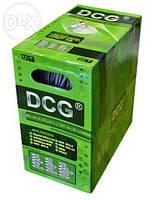 Витая пара DCG 4PR  (0,50мм) CCA INDOOR 305м CAT 5E (UTP SOLID)