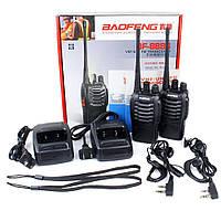 Рация Baofeng BF-888S (2 шт полный комплект)