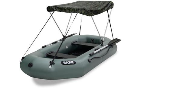 Тент для лодок моделей 220-280 - Надувные лодки BARK