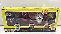 Детская игрушка герои minions Star Wars, фото 1