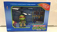 Детская игрушка запускалка ninja turtles flight