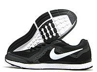 Кроссовки мужские Nike Air Max черные (найк аир макс)