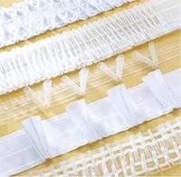 Услуга обработка и пошив тюля на тесьму