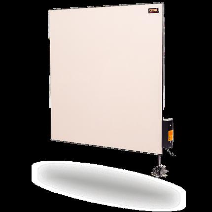Керамическая интелектуальная панель DIMOL Standart Plus 03 (кремовая), 500 Вт с программатором, фото 2