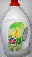 Концентрированный кондиционер ополаскиватель Power Wash Fresh Dew, 4л