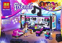 Конструктор Friends Поп звезда: студия звукозаписи 41103, 10403