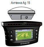 Система параллельного вождения Trimble Ez-guide 250 + антенна AG15 (США)