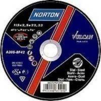 """Norton"" круг отрезной для металла 125*1.6*22.2"