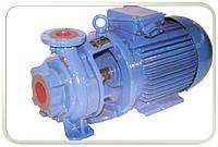 Насос КМ 50-32-125  с дв. 2,2 кВт / 2900 об.мин.