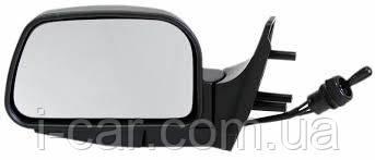 Зеркала боковые Ваз 2108,2109,99 цвет черный с повторителем поворота
