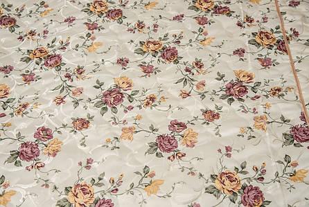 Покрывало с мелкими цветочками двуспальное, фото 2