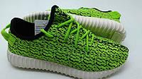 Кроссовки Adidas Yeezy Boost 350 салатовые