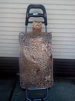 Хозяйственная сумка - тележка на колесиках, фото 1