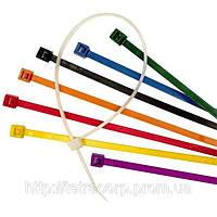 Стяжка кабельная нейлоновая 3х80мм (100шт.)