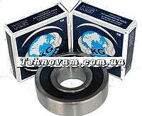 Подшипник 6006 RS (30*55*13) сальник резина запчасти