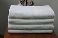 "Полотенца махровые белые без борда ""Люкс"" 420 гр.\м2 Пакистан"