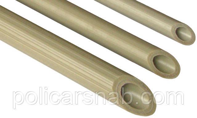 Трубы полипропиленовые Ду20мм