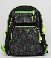 Школьный рюкзак с ортопедической спинкой. Вместительный рюкзак. Прочный рюкзак.Рюкзак для мальчика.Код:КТМ249., фото 1