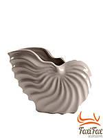 Морской декор керамическая ракушка