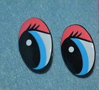 Глазки  рисованные 14265