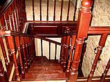 Столбы, балясины для лестниц из дерева, фото 2