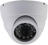 Видеокамера цветная купольная JVRC - PD700HDIR, фото 1